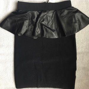 "Bebe Skirts""🖤"